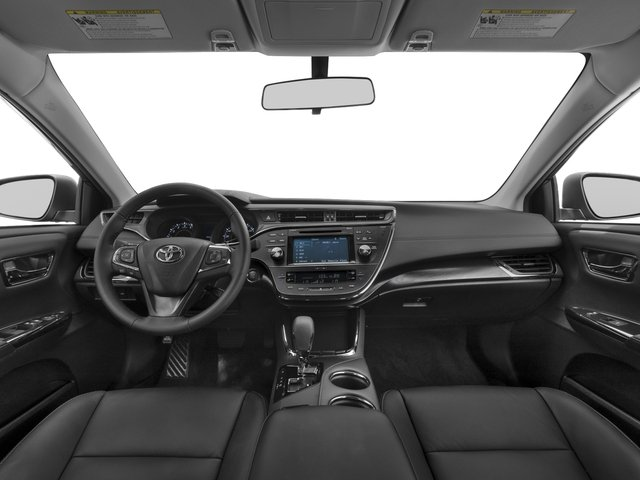 2016 Toyota Avalon Prices and Values Sedan 4D XLE V6 full dashboard