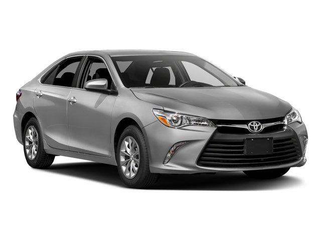 2016 Toyota Camry Prices and Values Sedan 4D XLE V6 side front view