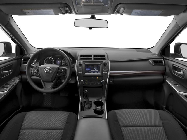2016 Toyota Camry Prices and Values Sedan 4D XLE V6 full dashboard