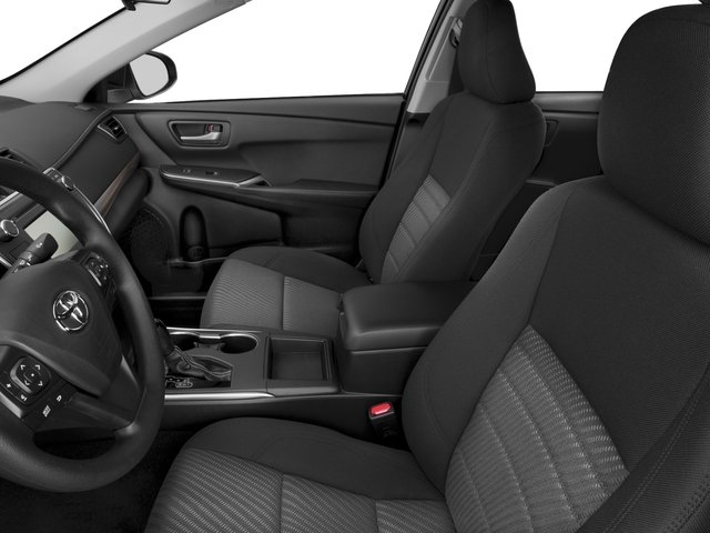 2016 Toyota Camry Prices and Values Sedan 4D XLE V6 front seat interior