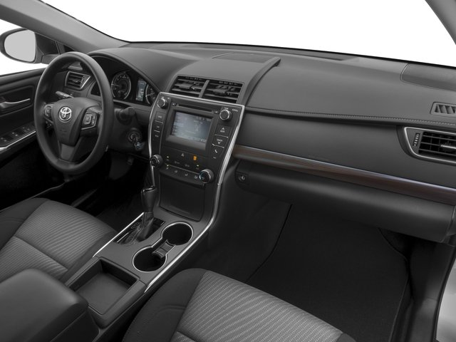 2016 Toyota Camry Prices and Values Sedan 4D XLE V6 passenger's dashboard
