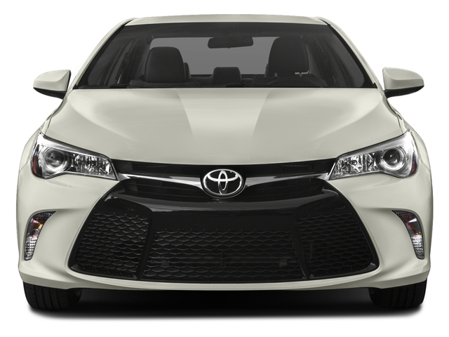 2016 Toyota Camry Prices And Values Sedan 4d Se I4 Front View