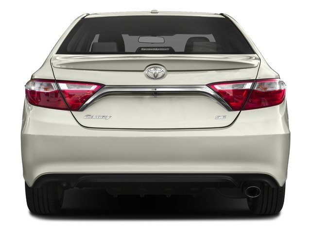 2016 Toyota Camry Pictures Camry Sedan 4D Special Edition I4 photos rear view
