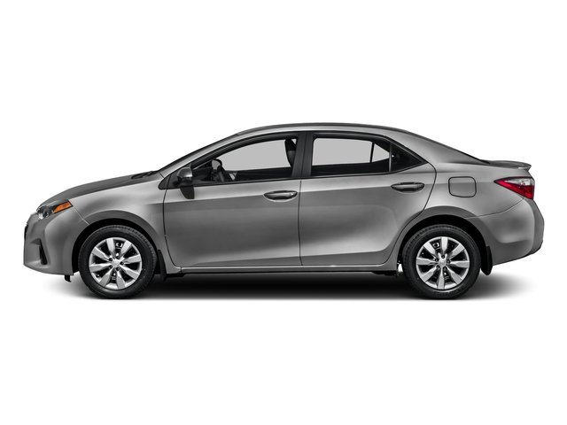 2016 Toyota Corolla Pictures Corolla Sedan 4D Special Edition I4 photos side view