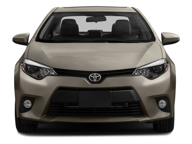 2016 Toyota Corolla Prices and Values Sedan 4D LE Eco I4 front view