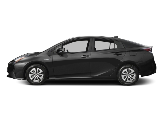 2016 Toyota Prius Prices and Values Liftback 5D Two Eco I4 Hybrid side view
