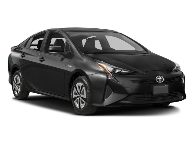 2016 Toyota Prius Prices and Values Liftback 5D Two Eco I4 Hybrid side front view