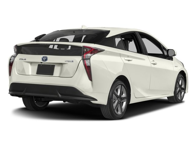 2016 Toyota Prius Prices And Values Liftback 5d Three Touring I4 Hybrid Side Rear View