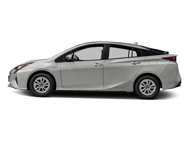 2016 Toyota Prius Prices and Values Liftback 5D Two I4 Hybrid side view