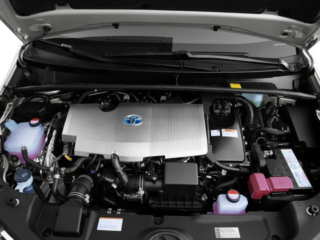 2016 Toyota Prius Prices and Values Liftback 5D Two I4 Hybrid engine