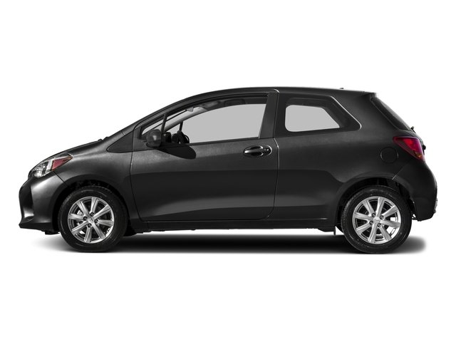 2016 Toyota Yaris Prices and Values Hatchback 3D L I4 side view