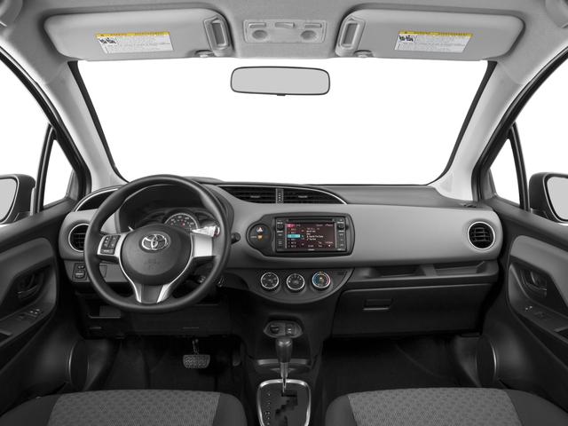2016 Toyota Yaris Prices and Values Hatchback 3D L I4 full dashboard