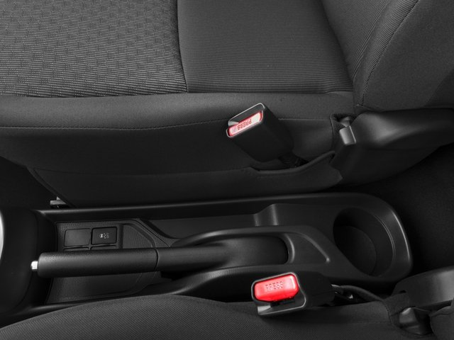 2016 Toyota Yaris Prices and Values Hatchback 3D L I4 center storage console