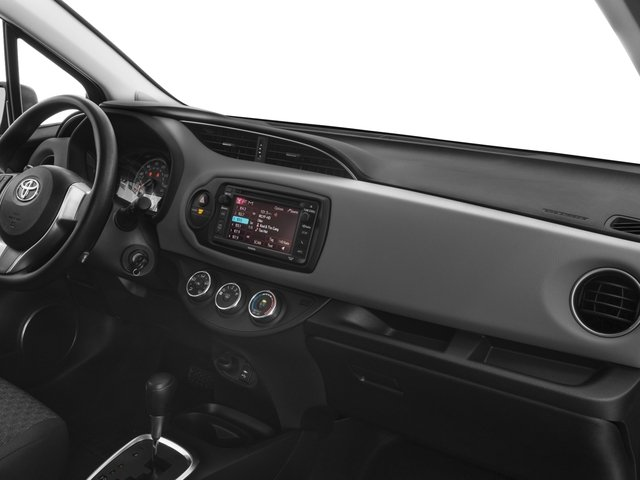2016 Toyota Yaris Prices and Values Hatchback 3D L I4 passenger's dashboard