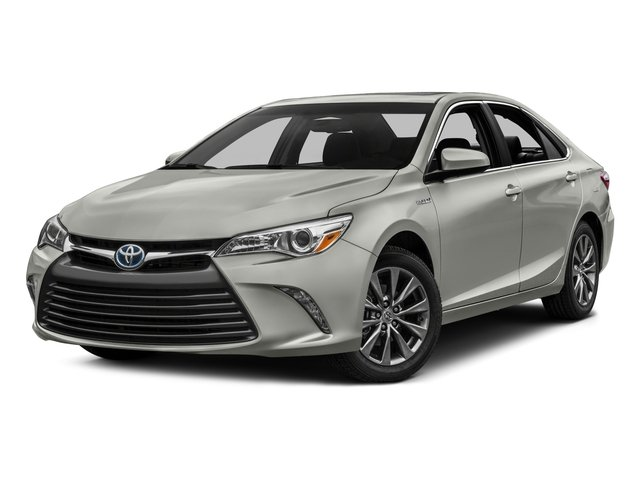2016 Toyota Camry Hybrid Pictures Camry Hybrid Sedan 4D SE I4 Hybrid photos side front view