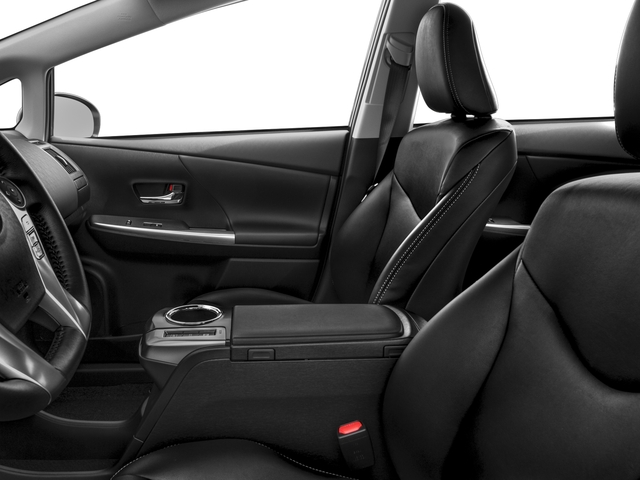 2016 Toyota Prius v Prices and Values Liftback 5D v Five I4 Hybrid front seat interior