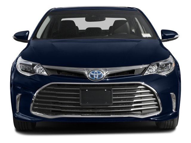 2016 Toyota Avalon Hybrid Prices and Values Sedan 4D Limited I4 Hybrid front view