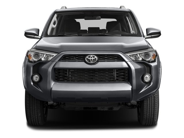 2016 Toyota 4Runner Prices and Values Utility 4D SR5 4WD V6 front view