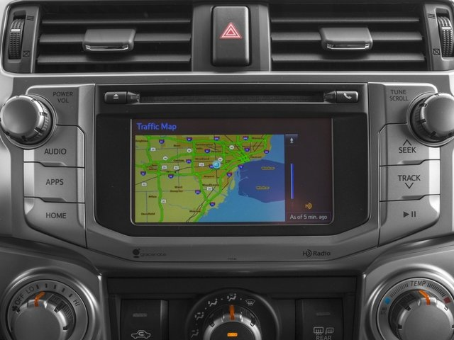 2016 Toyota 4Runner Prices and Values Utility 4D SR5 4WD V6 navigation system