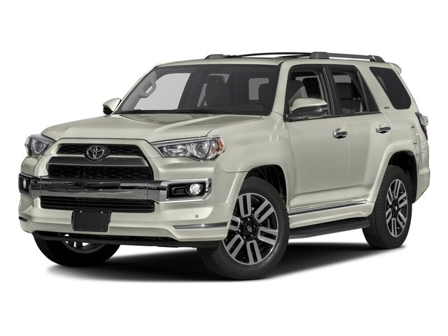 2016 Toyota 4Runner Prices and Values Utility 4D Limited 2WD V6