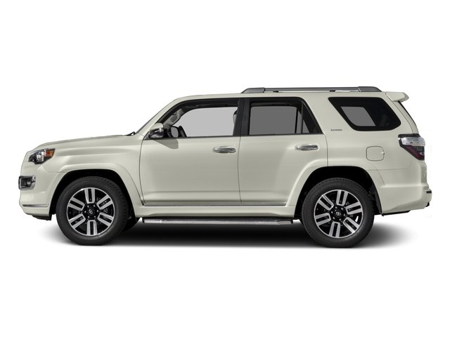 2016 Toyota 4Runner Prices and Values Utility 4D Limited 2WD V6 side view