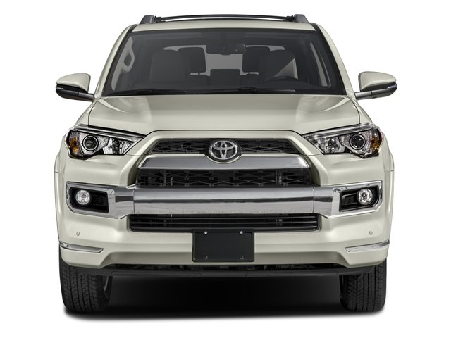 2016 Toyota 4Runner Prices and Values Utility 4D Limited 2WD V6 front view