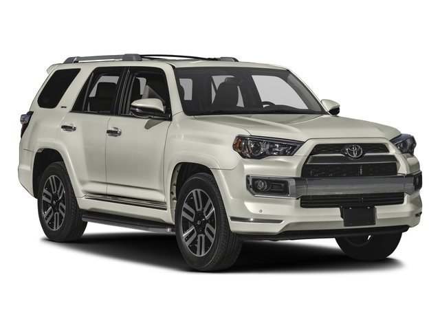 2016 Toyota 4Runner Prices and Values Utility 4D Limited 2WD V6 side front view
