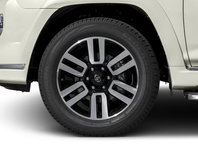 2016 Toyota 4Runner Prices and Values Utility 4D Limited 2WD V6 wheel