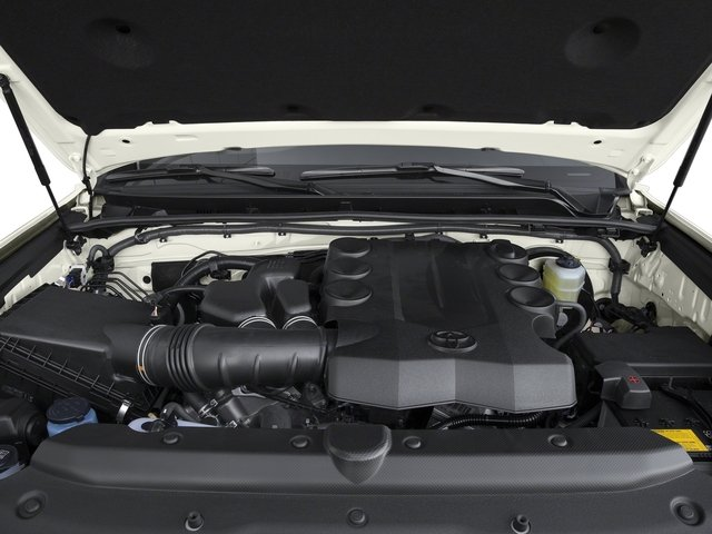 2016 Toyota 4Runner Prices and Values Utility 4D Limited 2WD V6 engine