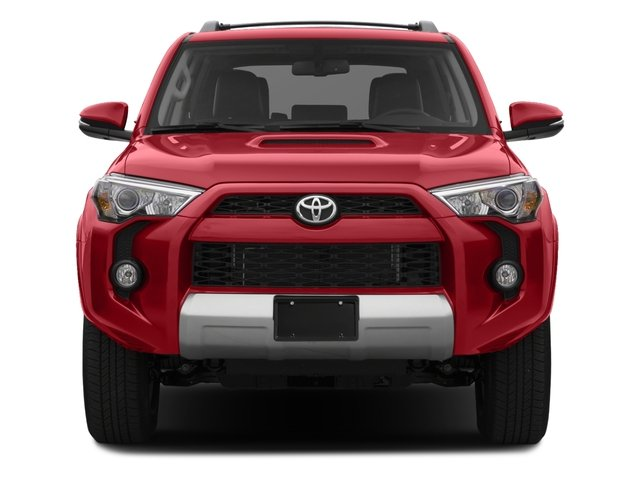 2016 Toyota 4Runner Prices and Values Utility 4D Trail Edition 4WD V6 front view