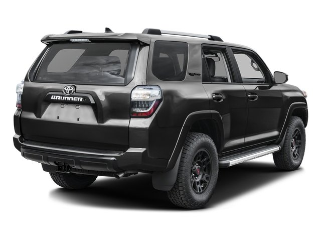 2016 Toyota 4Runner Pictures 4Runner Utility 4D TRD Pro 4WD V6 photos side rear view