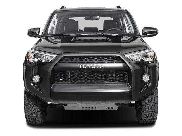 2016 Toyota 4Runner Pictures 4Runner Utility 4D TRD Pro 4WD V6 photos front view