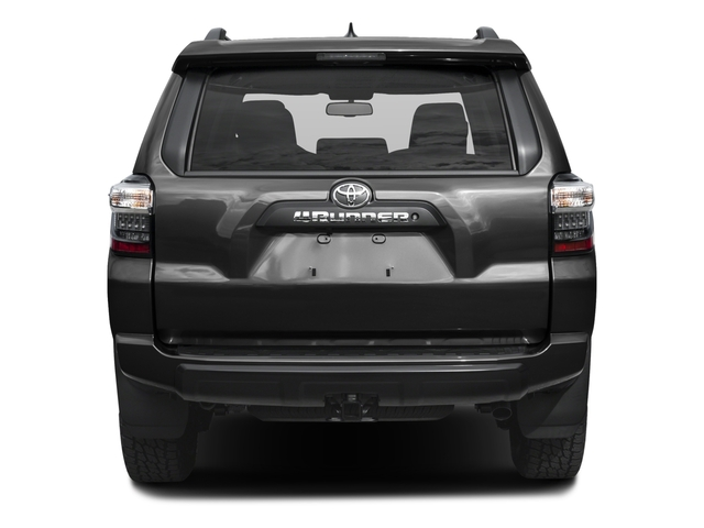 2016 Toyota 4Runner Pictures 4Runner Utility 4D TRD Pro 4WD V6 photos rear view