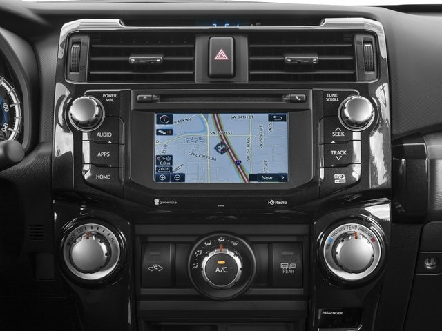 2016 Toyota 4runner Prices And Values Utility 4d Trd Pro 4wd V6 Navigation System
