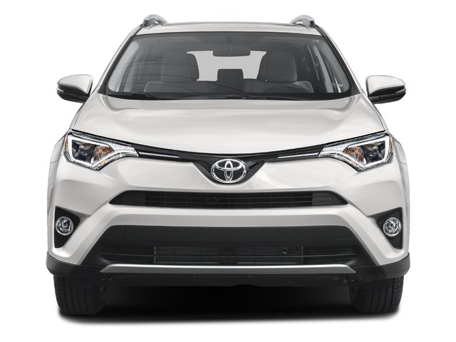 2016 Toyota Rav4 Prices And Values Utility 4d Xle Awd I4 Front View