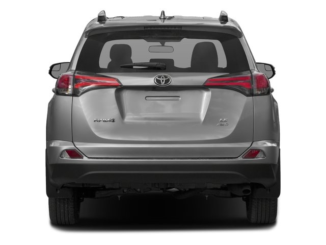 2016 Toyota RAV4 Pictures RAV4 Utility 4D LE 2WD I4 photos rear view