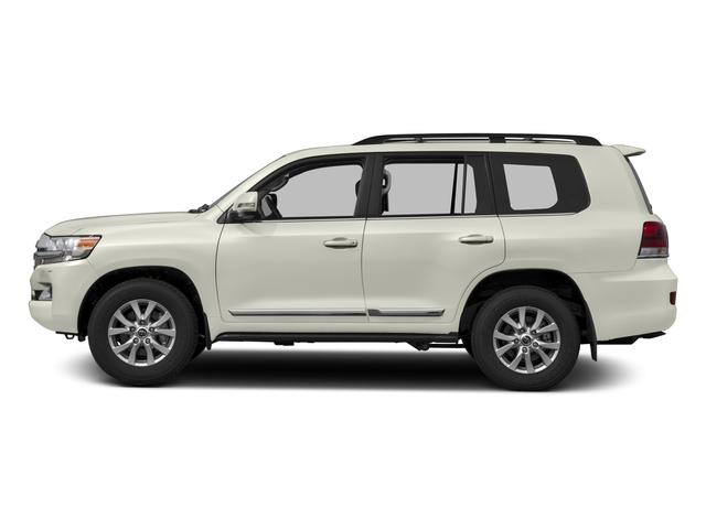 2016 Toyota Land Cruiser Pictures Land Cruiser Utility 4D 4WD V8 photos side view