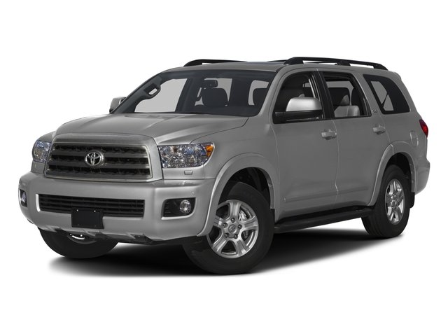 2016 Toyota Sequoia Prices and Values Utility 4D SR5 2WD V8