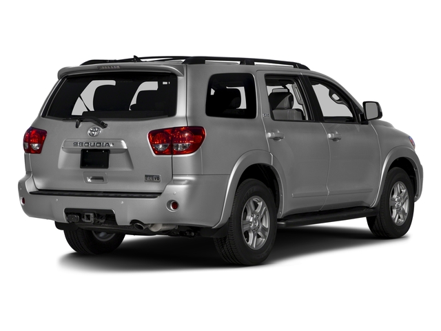 2016 Toyota Sequoia Prices and Values Utility 4D SR5 2WD V8 side rear view