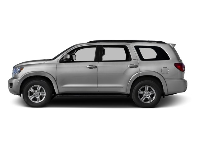 2016 Toyota Sequoia Prices and Values Utility 4D SR5 2WD V8 side view