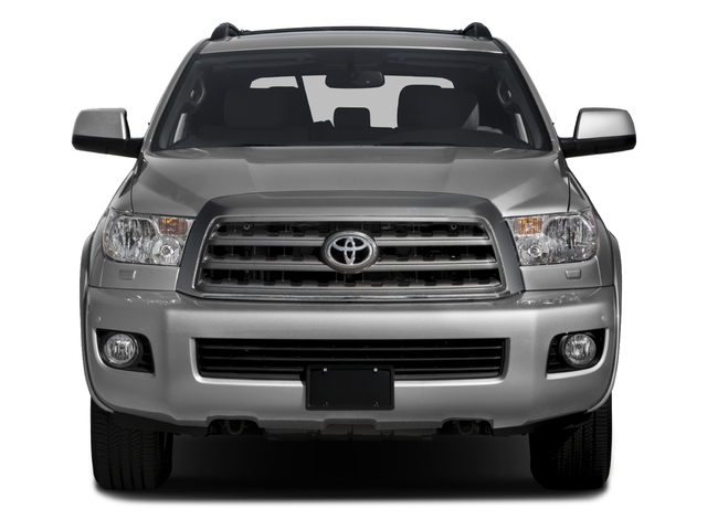 2016 Toyota Sequoia Prices and Values Utility 4D SR5 2WD V8 front view