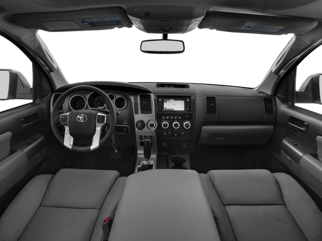 2016 Toyota Sequoia Prices and Values Utility 4D SR5 2WD V8 full dashboard