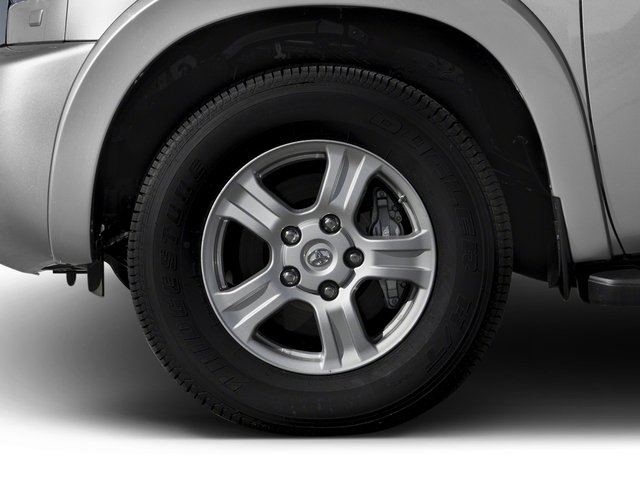 2016 Toyota Sequoia Prices and Values Utility 4D SR5 2WD V8 wheel