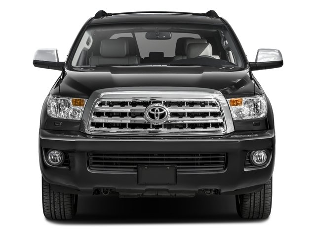 2016 Toyota Sequoia Prices and Values Utility 4D Limited 2WD V8 front view