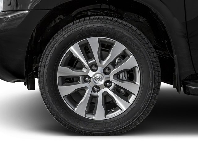 2016 Toyota Sequoia Prices and Values Utility 4D Limited 2WD V8 wheel
