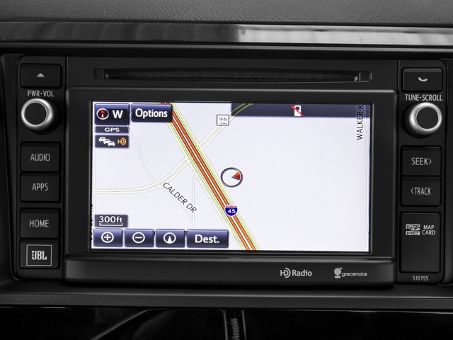 2016 Toyota Sequoia Prices and Values Utility 4D Limited 2WD V8 navigation system