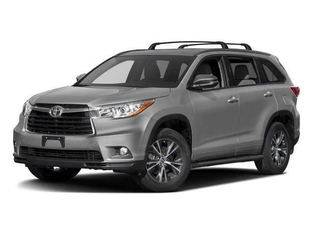 2016 Toyota Highlander Prices and Values Utility 4D XLE 4WD V6