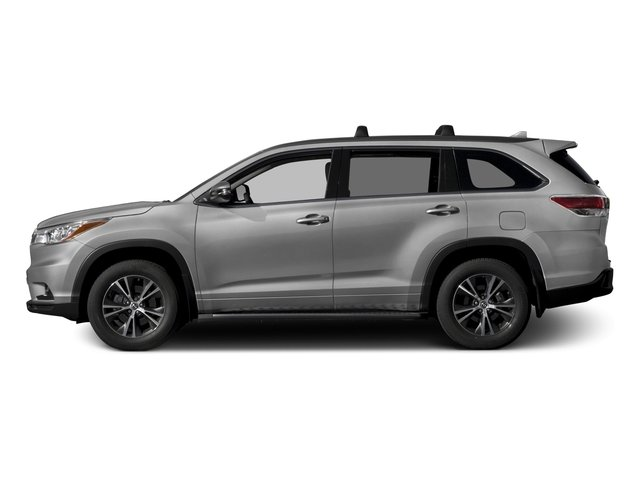 2016 Toyota Highlander Prices and Values Utility 4D XLE 4WD V6 side view