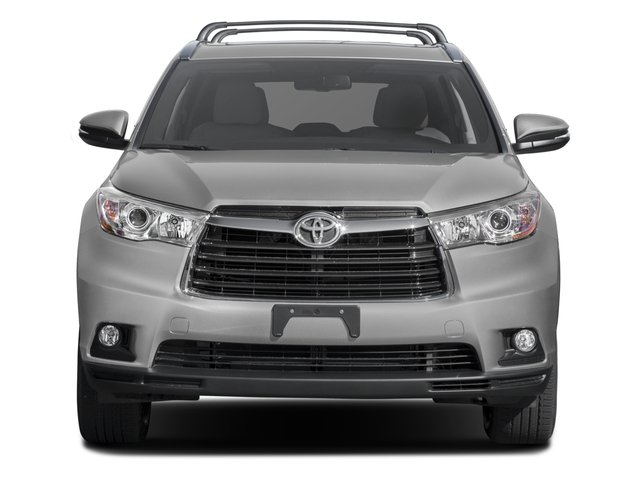 2016 Toyota Highlander Prices and Values Utility 4D XLE 4WD V6 front view