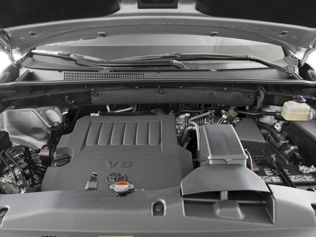 2016 Toyota Highlander Prices and Values Utility 4D XLE 4WD V6 engine